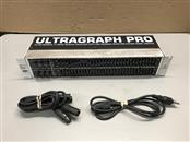 Behringer ULTRAGRAPH-PRO FBQ3102HD Dual Channel 31-Band Graphic EQ